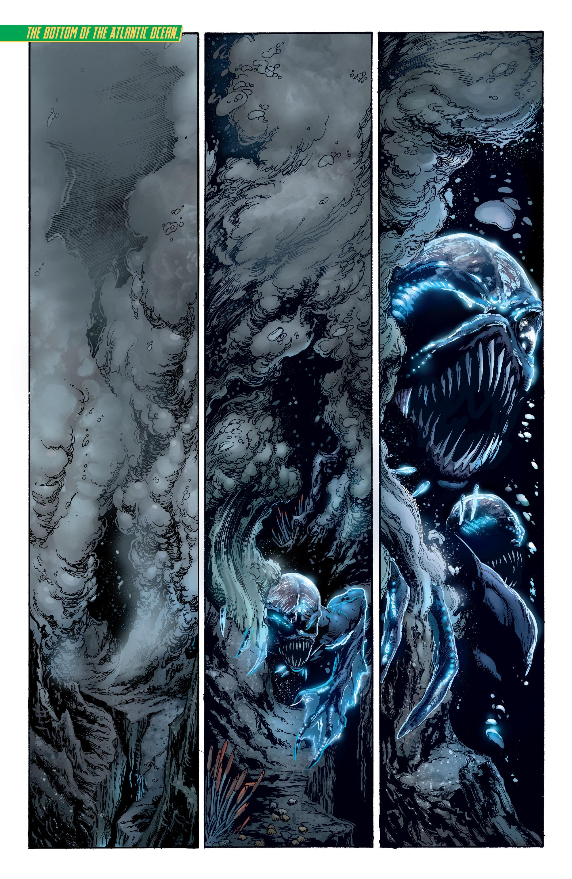 Read online Aquaman (2011) comic -  Issue #1 - 3