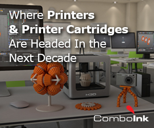 Where Printers & Printer Cartridges Are Headed In the Next Decade