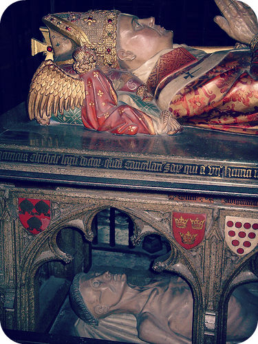 The transi tomb of Henry Chichele