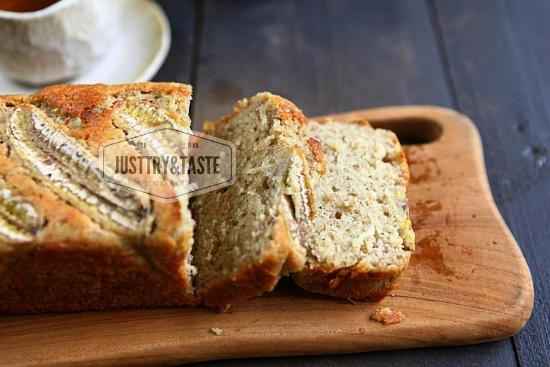 Resep Cake Pisang Labu Siam JTT