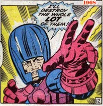 Fantastic Four 81-Lee-JackKirby