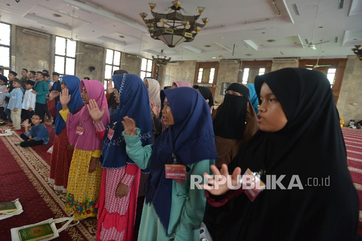 Citra Masjid di Era Milenial
