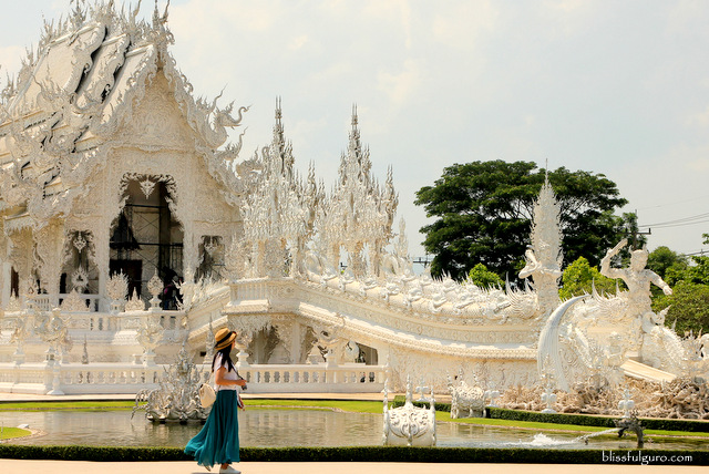 Chiang Rai White Temple Blog