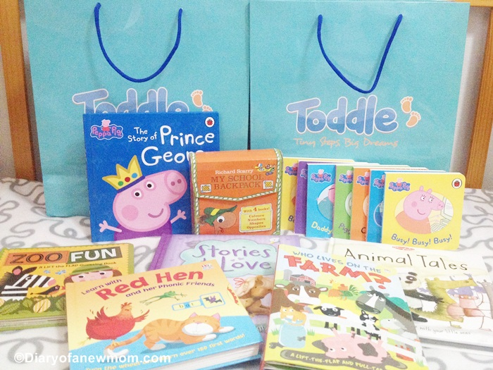 Toddle.sg Review
