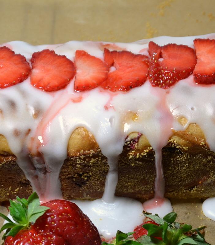 Erdbeer Becher Kuchen Geschmeidige Kostlichkeiten