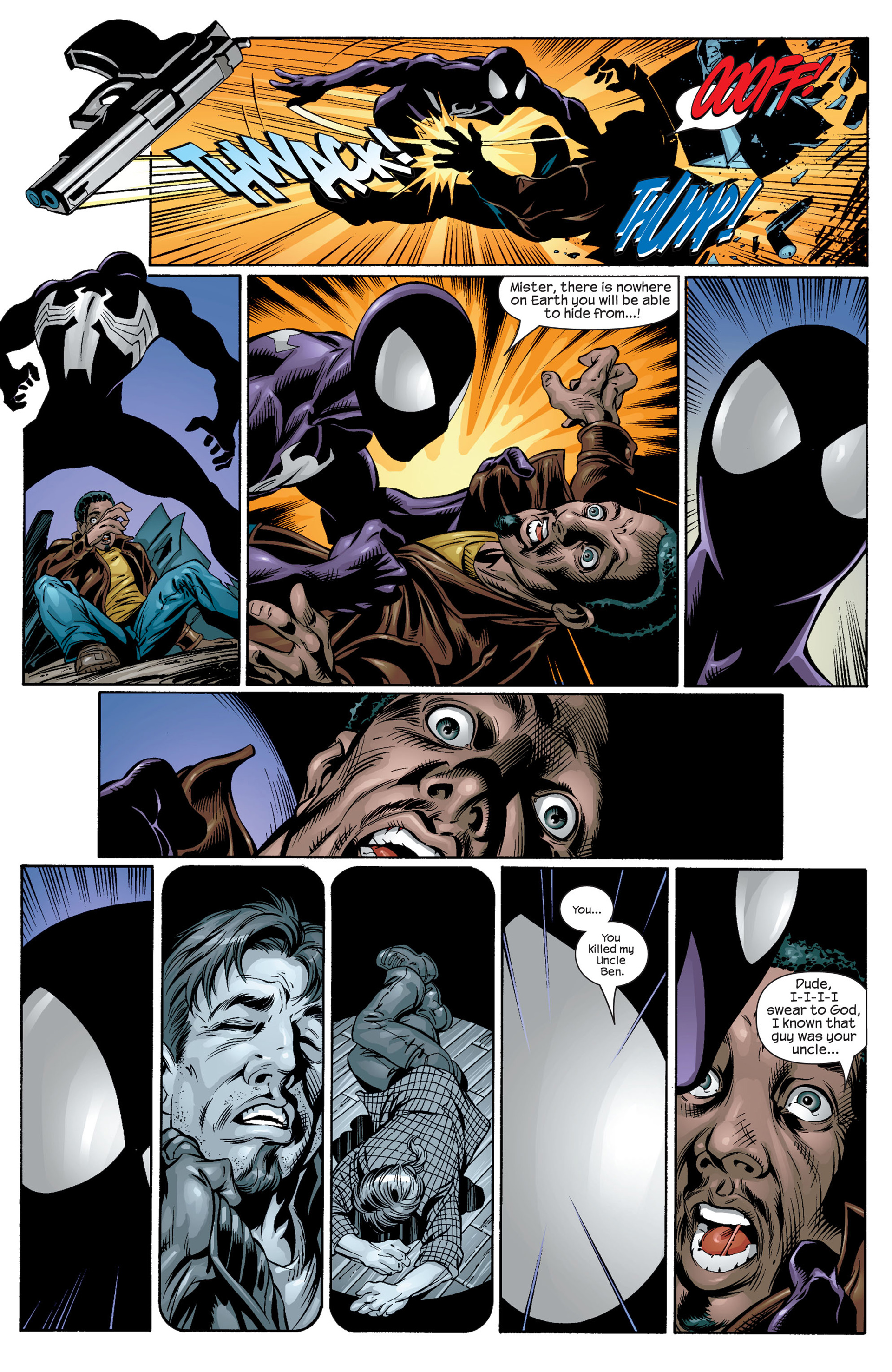 Read online Ultimate Spider-Man (2000) comic -  Issue #35 - 18