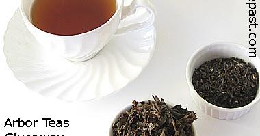 Delightful Repast Arbor Teas Giveaway Organic Tea And