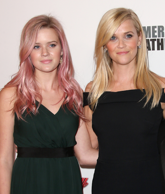 3. Reese Witherspoon și Ava