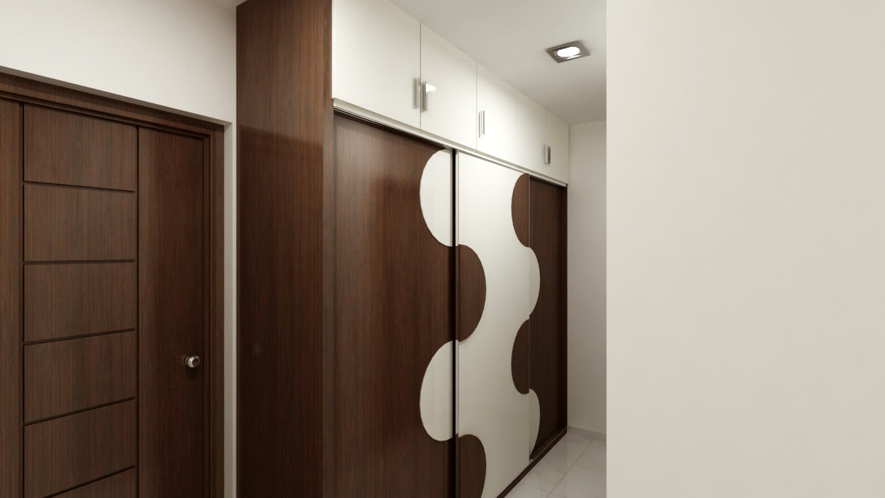 Indian bedroom wardrobe interior design - Bedroom Wardrobe Indian Designs