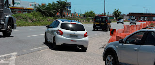 Motoristas descumprem lei que proíbe abuso de películas escuras e falta fiscalização na Paraíba