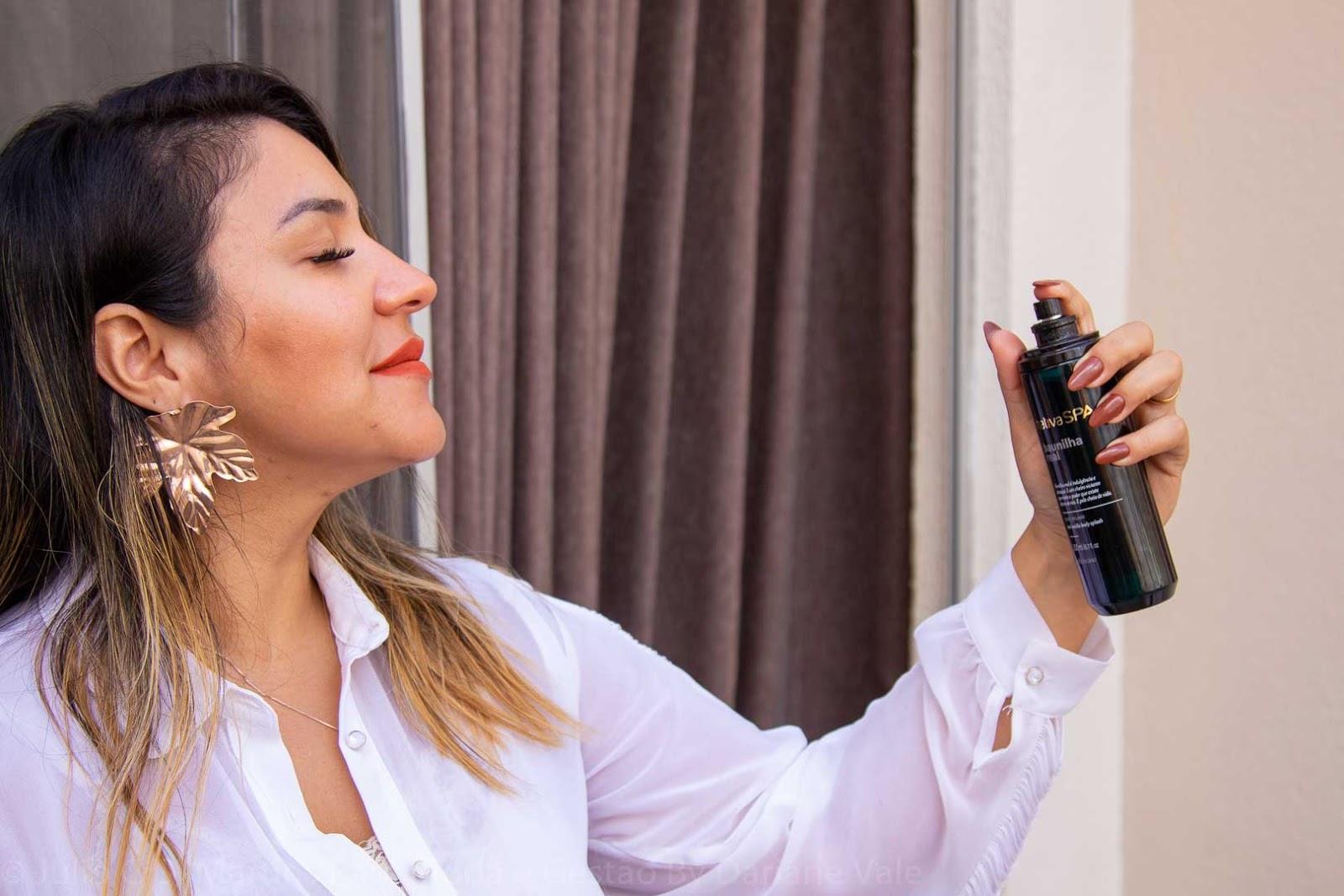 Lançamento Nativa SPA Baunilha Real de o Boticário