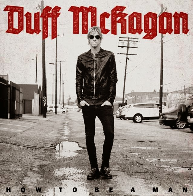duff mckagan - how to be a man - ep