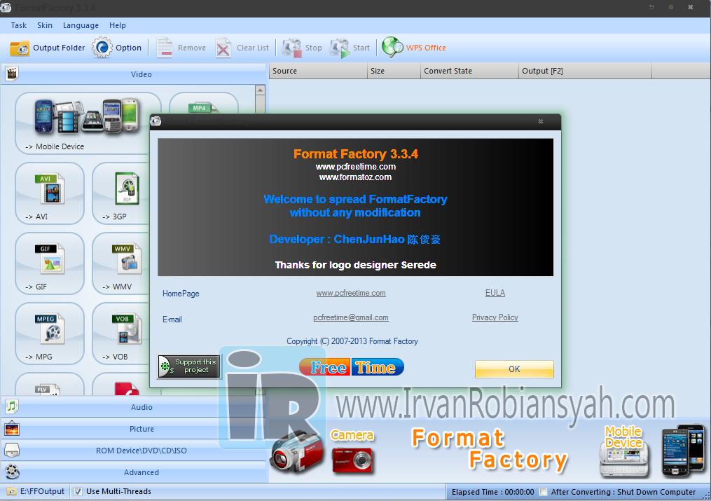 🎉 Free download format factory terbaru full crack | Free