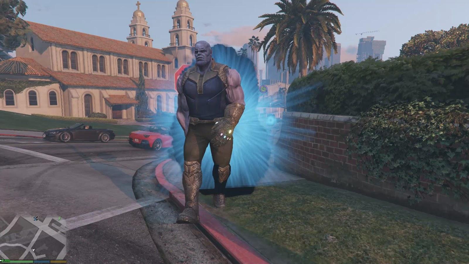 GTA X Scripting: GTA V Thanos script mod - Download