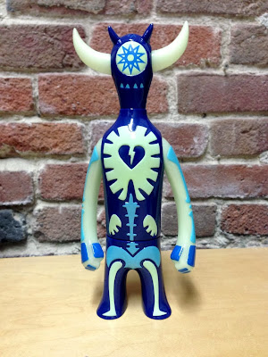 """Frozen Phantom"" Monoghost Vinyl Figure by Super7"