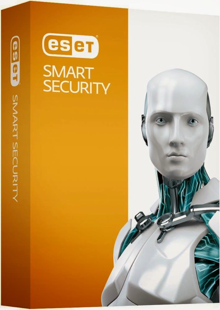 ESET Smart Security 8 PC Cover Caratula