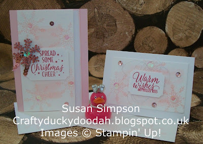 Stampin Up! UK Independent  Demonstrator Susan Simpson, Craftyduckydoodah!, Tin of Tags, Supplies available 24/7,