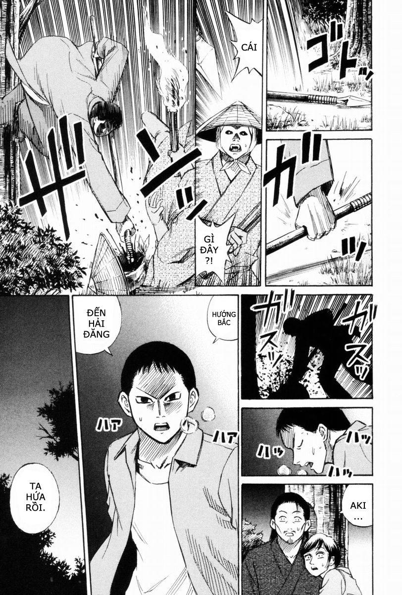 Higanjima chapter 45 trang 11