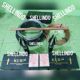 Pasang Penangkal Petir Gunung Kidul - Bandung >> Toko