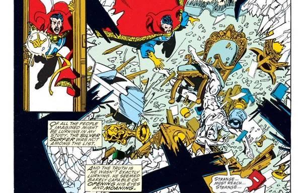 Perbedaan Film Avengers: Infinity War dengan Versi Komiknya