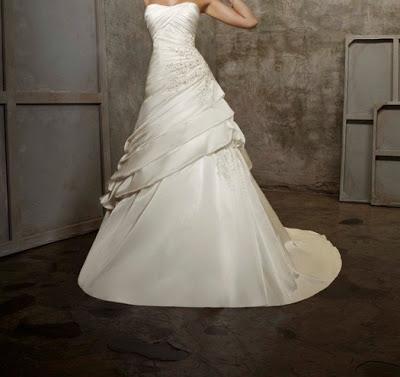 553337792 فساتين زفاف فرنسية 2013 , صور فساتين زفاف فرنسية 2013 - ازياء