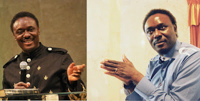 Pastor Chris Okotie asks PDP, APC to adopt him as presidential candidate