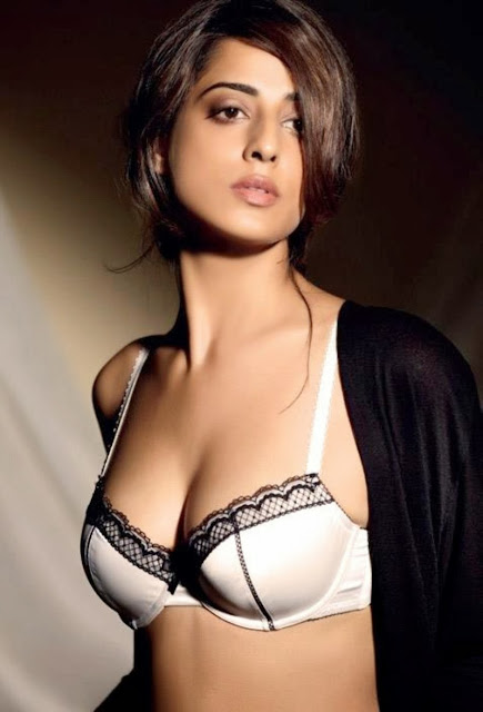 mahie-gill-wearing-only-bra-in-maxim-magazine