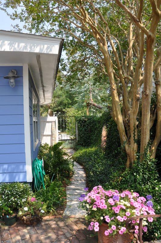 "Jane Coslick Cottages My Favorite Bedroom And More: Jane Coslick Cottages : Outside "" A Bohemian Cottage"""