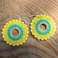 купить украшения из бисера в этническом стиле бохо boho