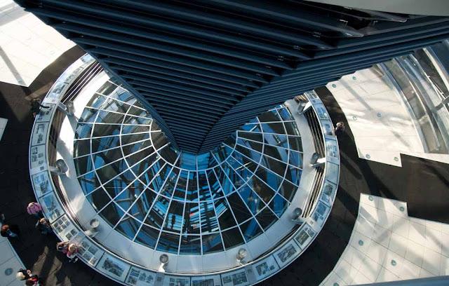 Interior cúpula Reichstag