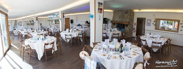 La baie des Anges salle de réception de mariages dans le Morbihan