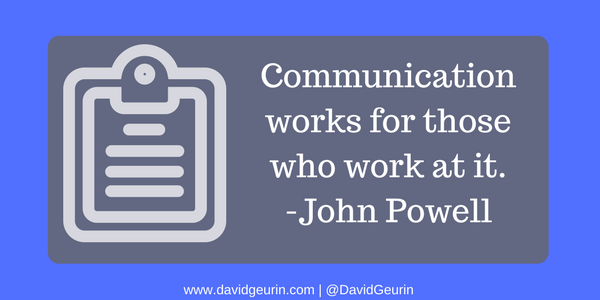 how to achieve effective communication