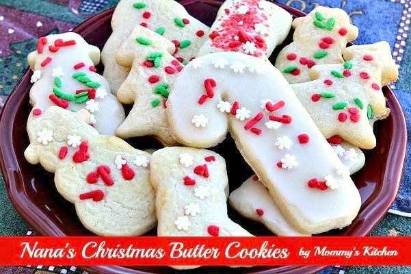Mommy S Kitchen Recipes From My Texas Kitchen Nana S Christmas