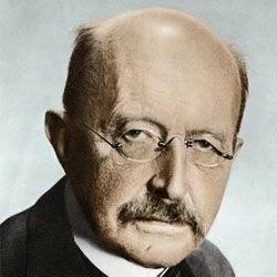 Max Planck (1858-1974), Científicos famosos