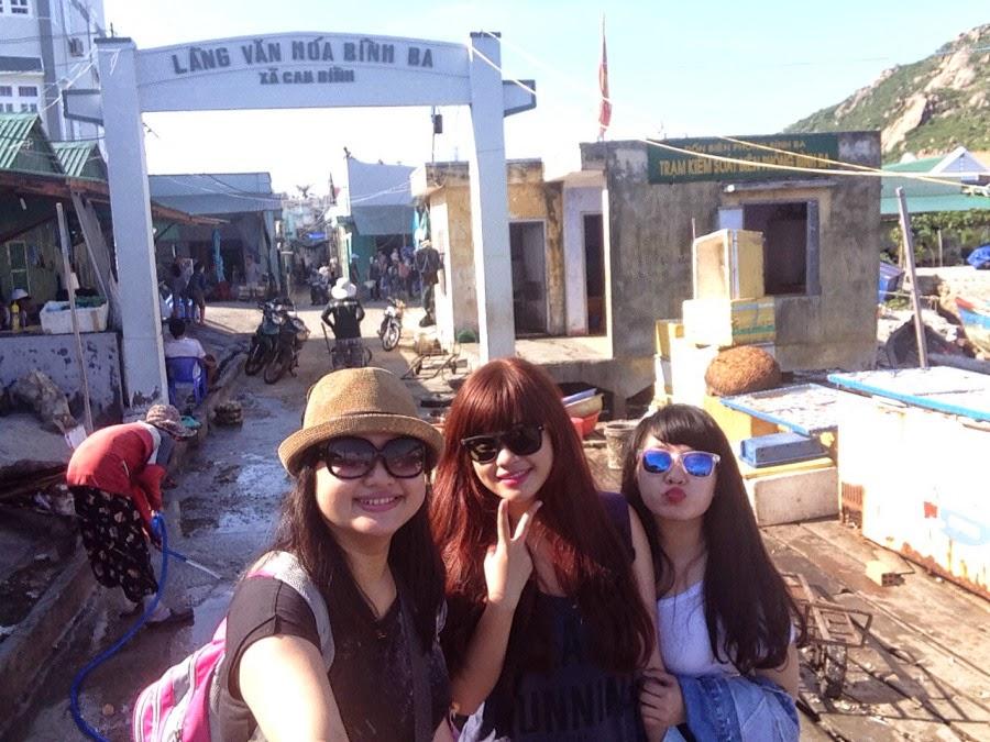Kinh nghiệm du lịch bụi đảo Bình Ba - Khánh Hòa
