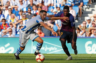 Watch Barcelona vs Cultural Leonesa live Streaming Today 05-12-2018 online Copa del Rey