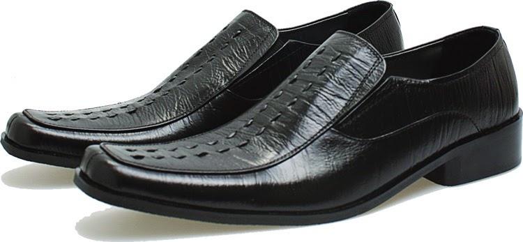 Model sepatu kerja pria terbaru, sepatu kantoran pria kulit asli, sepatu kerja pria cibaduyut online