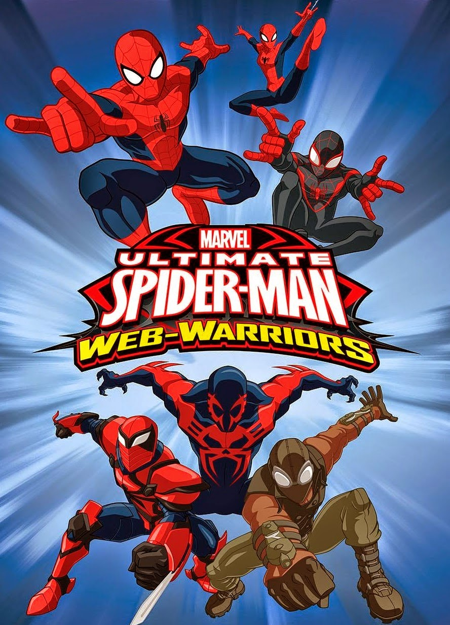 Spiderman Web Warriors