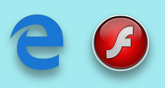 Edge'de Adobe Flash Player Aç Yada Kapat