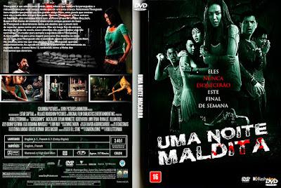 Filme Uma Noite Maldita (Thongsook 13 / Long Weekend) DVD Capa