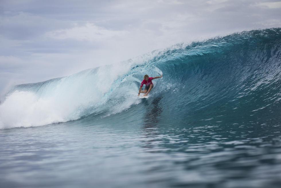 8 John John Florence HAW Billabong Pro Tahiti 2016 foto wsl Poullenot Aquashot