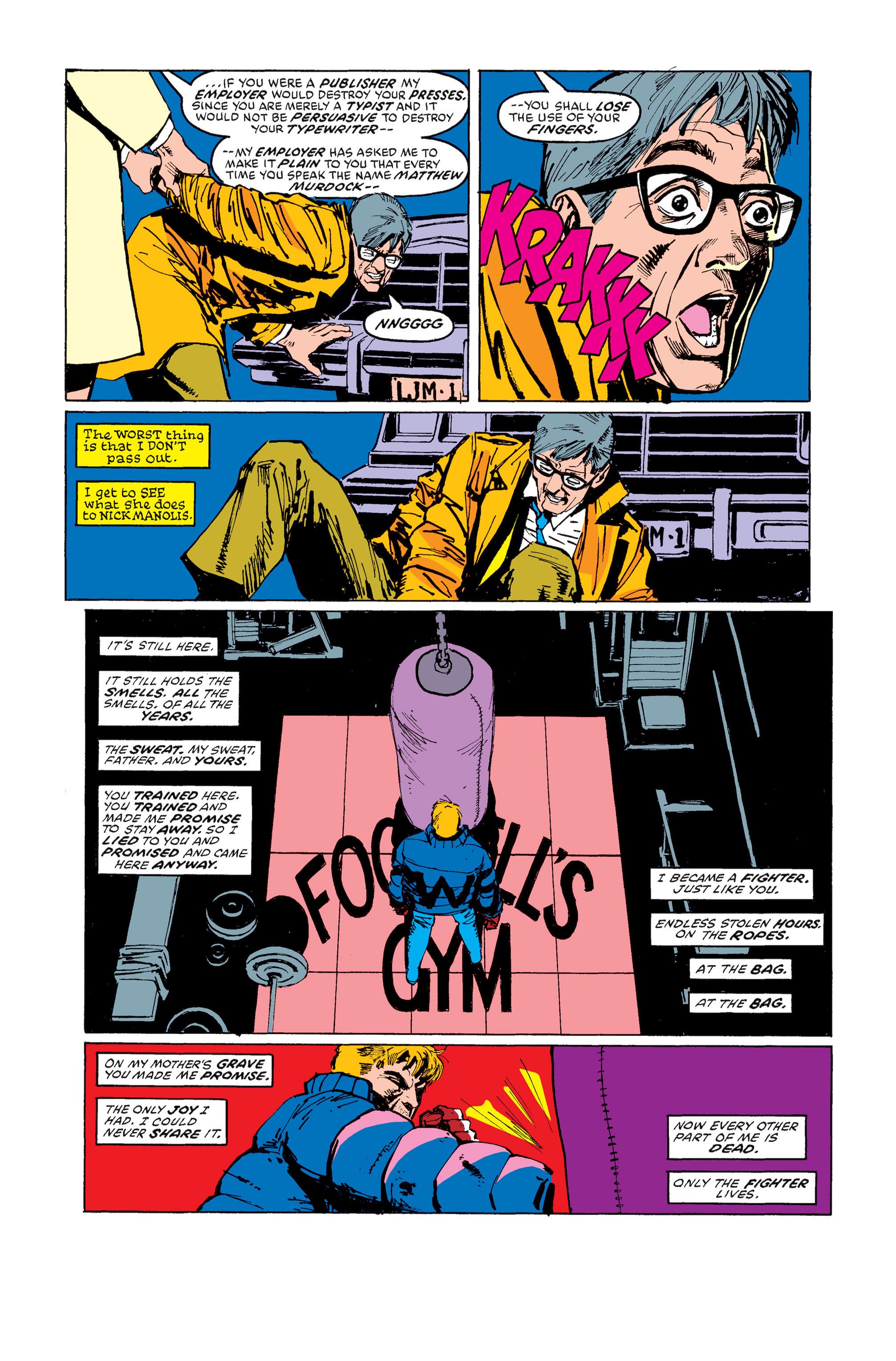 Daredevil (1964) 229 Page 19