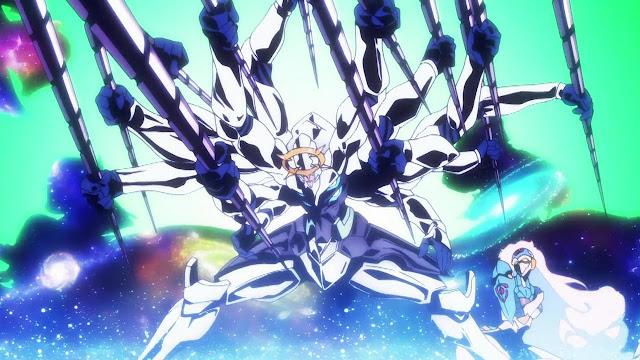 50 Anime Mecha Terbaik Paling Keren Dengan Aksi Epic