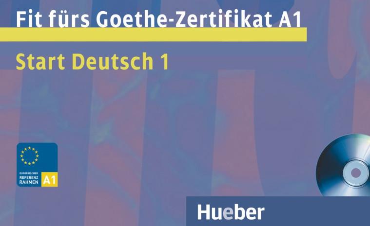 كتاب التجضير على امتحان Fit fürs Zertifikat A1