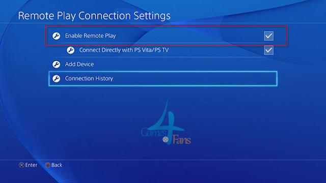 تقرير: خطوات تفعيل خاصية Remote Play على الهواتف الذكية و بث الألعاب من جهاز PS4