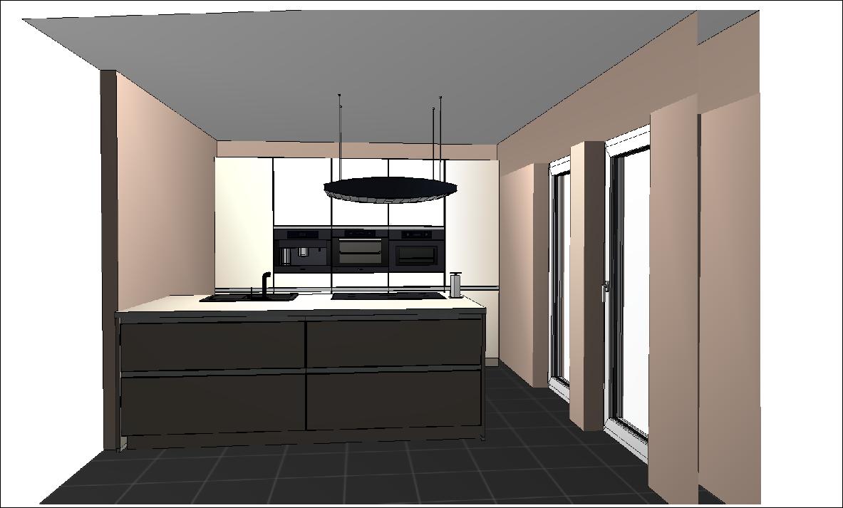 bauantrag da k che geplant. Black Bedroom Furniture Sets. Home Design Ideas