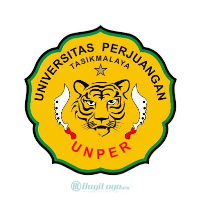 Universitas Perjuangan Tasikmalaya (UNPER) Logo Vector