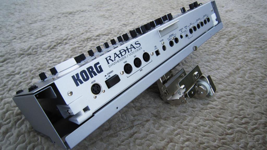 Korg radias