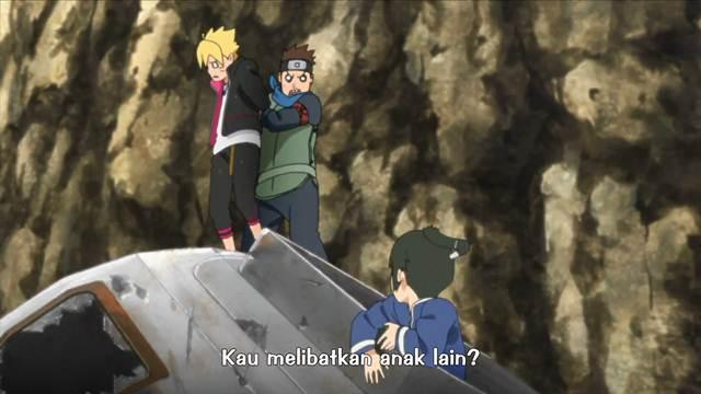 Screenshots Boruto Naruto Next Generation (2017) Episode 01 Subtitle English Indonesia Boruto Uzumaki Busted Free Full Video www.uchiha-uzuma.com