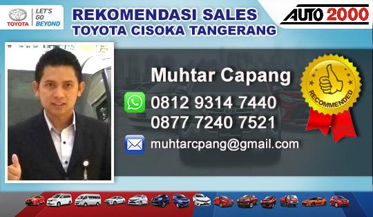 Toyota Cisoka Tangerang